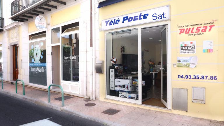 Télé Poste Sat Menton